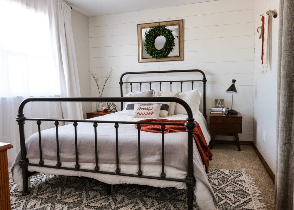 7 Farmhouse Bedroom Decor Ideas Modern Rustic Style