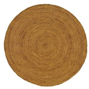 Round jute outdoor rug on amazon