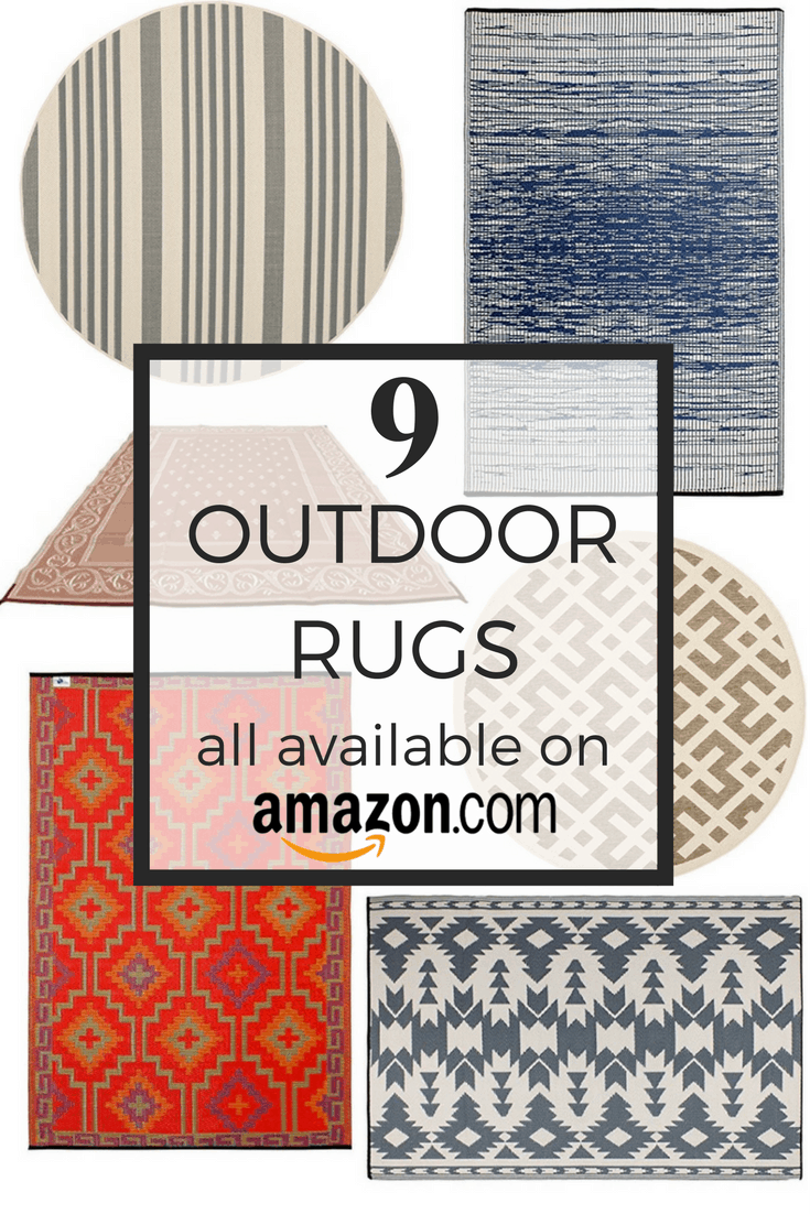 9 of the best amazon outdoor rugs