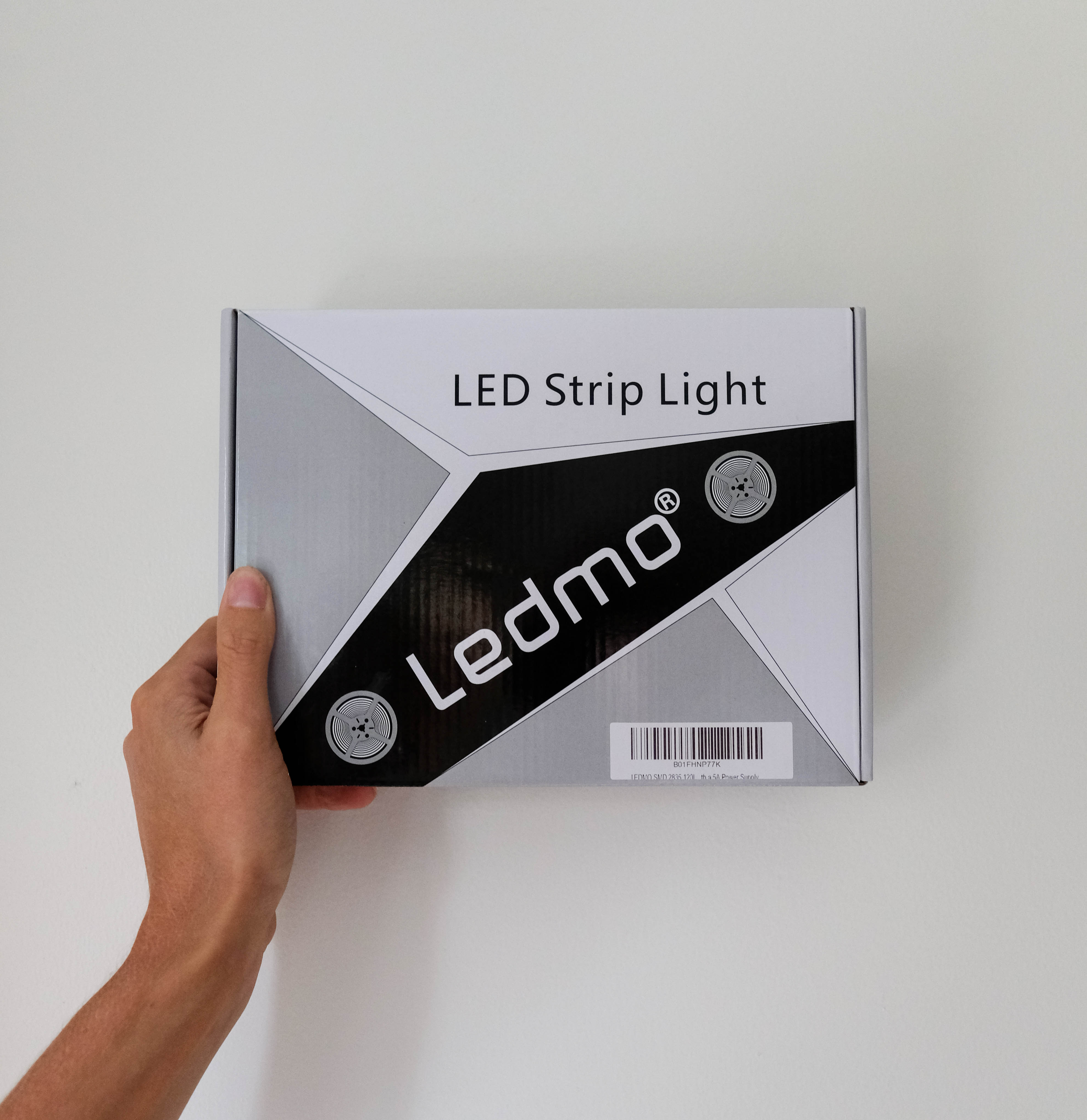 Ledmo Led Strip Light for adding over cabinet lighting