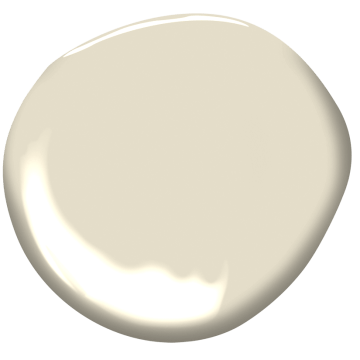 Benjamin Moore Creamy White
