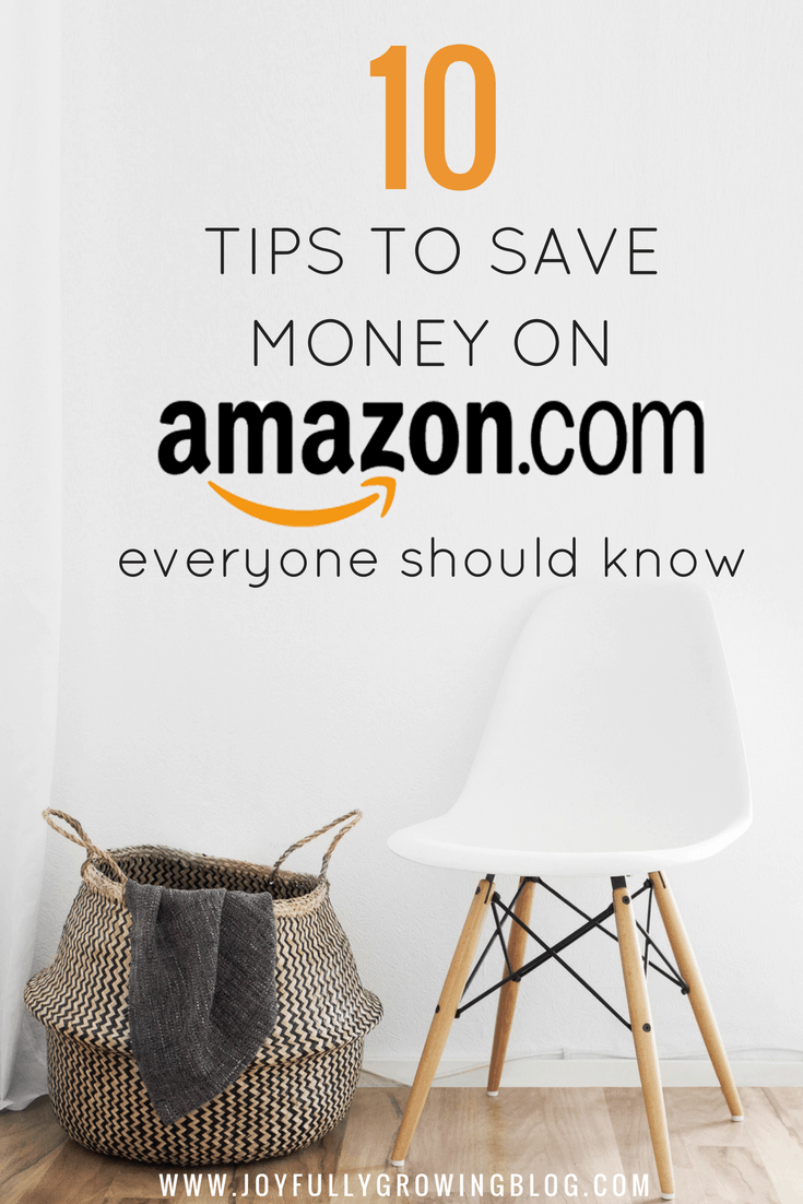 10 Brilliant Tips to Save Money on Amazon