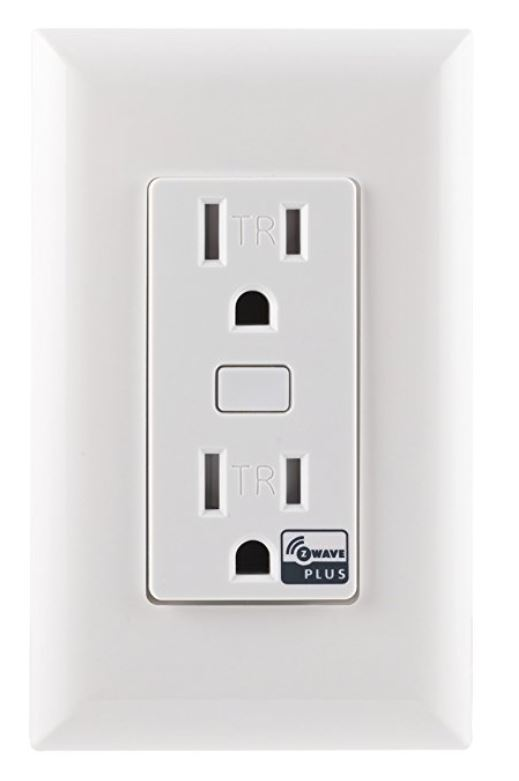 Z-Wave Plus Outlet for integrating with Smart Lighting
