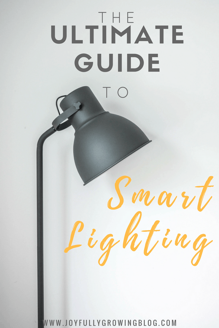 The ultimate guide to smart lighting