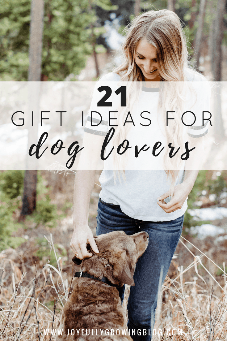 21 Gift ideas any dog owner would LOVE!