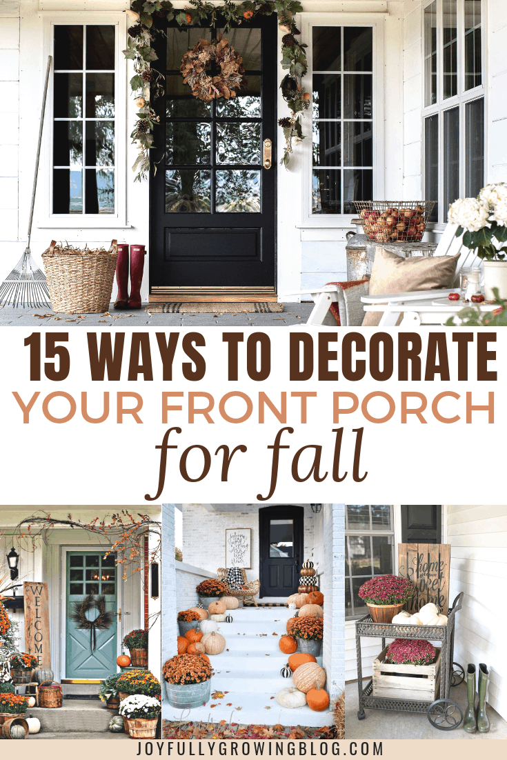 15 Fall Front Porch Decorating Ideas Make Your Porch Look