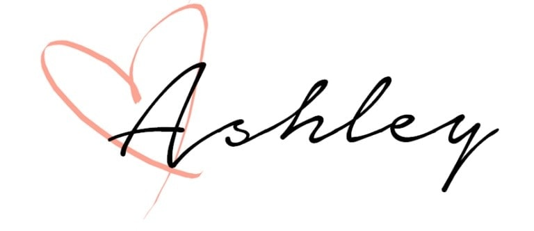 Ashley's Signature