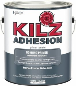 kilz adhesion bonding primer for painting rv walls