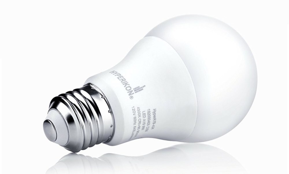 Hyperikon LED Light Bulb 4000K