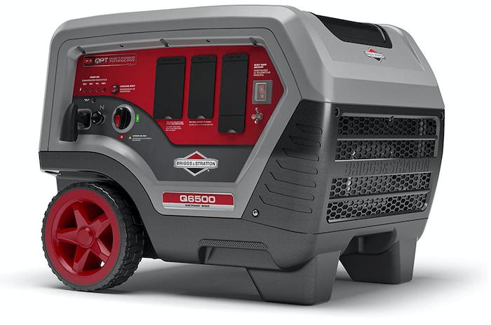 Briggs & Stratton Q6500 Inverter Generator