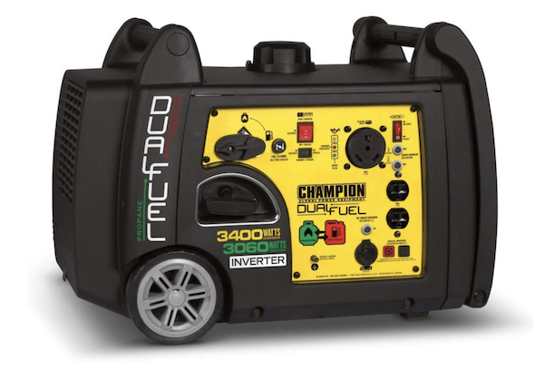 champion dual fuel inverter generator