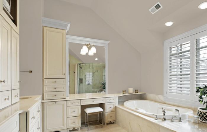 Anew Gray bathroom