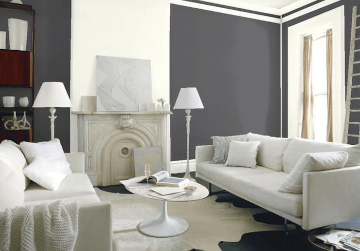 Arctic Seal living room